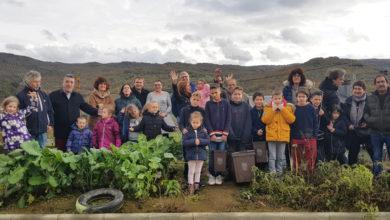 Photo of Educación ambiental e reciclaxe, no CEIP do Bolo