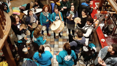 Photo of Trives vibra cos XII Cantos de Taberna