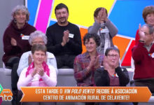 "Photo of Veciños de Celavente (O Bolo), protagonistas no magacine da TVG ""Vin Polo Vento"""