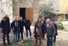 Photo of O alcalde de O Bolo convida á delegada da Xunta en Ourense a visitar os muíños restaurados nas Ermitas