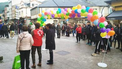 Photo of A Rúa conmemora o Día Internacional contra a Violencia de Xénero