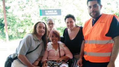 """Photo of Disvalia organiza unha concentración na estación de tren do Barco para """"pedir o Servizo Atendo 24 horas"""""""