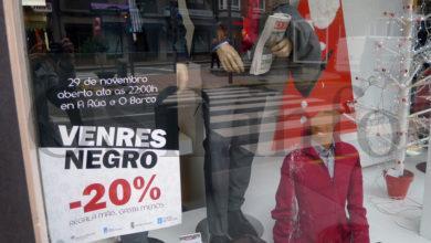 """Photo of """"Venres negro"""" no comercio valdeorrés cun 20% de descontos"""
