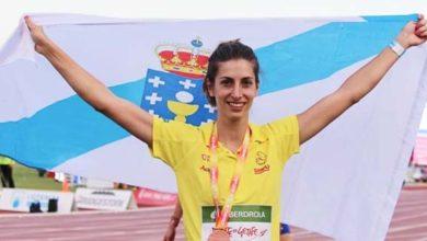 Photo of A valdeorresa Leticia Gil, entre os 23 atletas galegos que foron internacionais nesta tempada