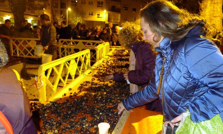 Photo of Viloira (O Barco) celebra o seu tradicional magosto o día de San Martiño