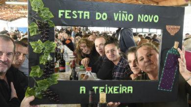 Photo of A Festa do Viño Novo da Teixeira reúne a unhas 600 persoas