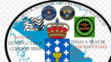 Photo of Máis dun cento de radioafeccionados galegos daranse cita en Trives o 10 de novembro