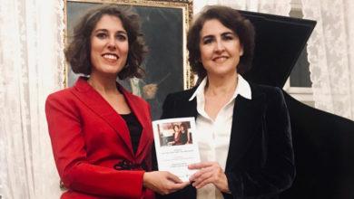 Photo of Lucía Álvarez e Rosa Torres-Pardo levan os versos de Rosalía e os poemas galegos de Lorca a terras polacas