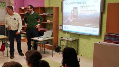 """Photo of Descubrindo os significados dos nomes de lugar no municipio de Manzaneda en """"Toponimízate"""""""