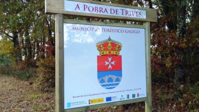 Photo of Trives recupera o seu escudo orixinal estreando sinalizacións