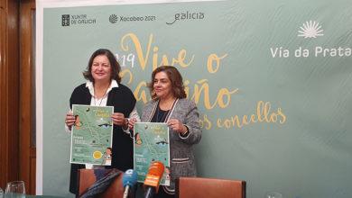 """Photo of A cidade de Ourense será este venres o centro neurálxico da actividade """"Vive o Camiño"""""""