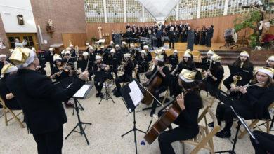 Photo of Concerto do Orfeón Valdeorrés e da Banda de Música do Barco, o 20 de decembro