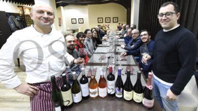 Photo of Boa acollida da maridaxe de viños e tapas dirixida por Nacho Álvarez no Piquiño, no Barco