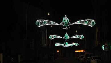 Photo of A Rúa prepárase para o Nadal