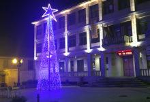 Photo of O Concello da Rúa completa a decoración navideña con dúas árbores de luz