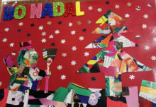 Photo of Moito colorido e imaxinación no XXI Concurso de Postais de Nadal do Hospital Público Valdeorras