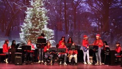 Photo of Variado e entrañable concerto de Nadal do Conservatorio e da Escola de Música do Barco