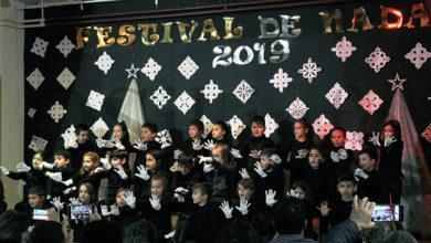 Photo of Festivais de Nadal no CEIP Plurilingüe Condesa de Fenosa do Barco de Valdeorras