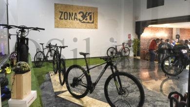 Photo of Zona 360, un novo negocio especializado no mundo da bicicleta, en Valdeorras