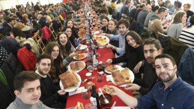 Photo of A Festa da Empanada de Costrelas da Rúa Vella bate un novo récord