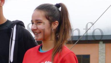 Photo of A valdeorresa Inés Docampo (Adas) logra a mínima para o nacional Sub18 de pista cuberta