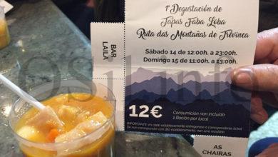 Photo of I Degustación de tapas das montañas de Trevinca na hostalaría da Veiga