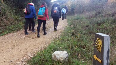 Photo of Máis de mil peregrinos escollían o Camiño de Inverno como ruta xacobea no 2019