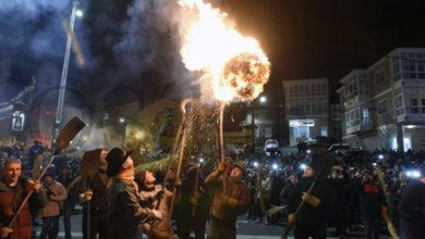 Photo of A Festa dos Fachós de Castro Caldelas, a un paso de ser de interese turístico de Galicia