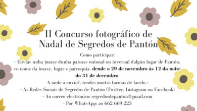 "Photo of Convócase o ""II Concurso fotográfico de Nadal de Segredos de Pantón"""