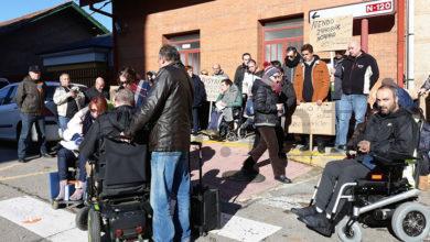 Photo of Disvalia concéntrase na estación de tren do Barco para pedir que o Servizo Atendo esté operativo as 24 horas