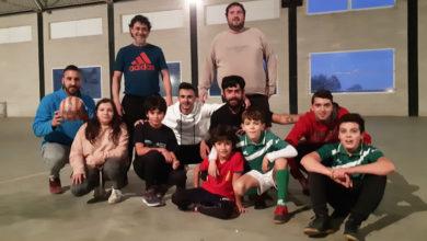 Photo of Tarde de solidariedade e fútbol en San Xoán de Río