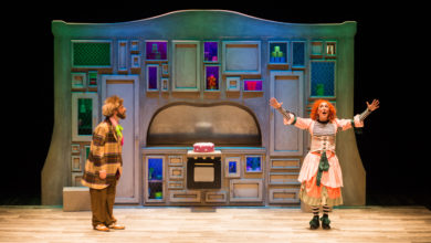 """Photo of As """"Lambetadas"""" de Talía Teatro, no Barco o 29 de decembro"""