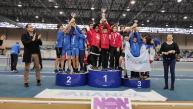 Photo of Ata catro podios para o Club Adas do Barco na fase final da liga galega Abanca