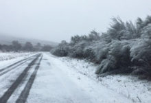 Photo of Alerta laranxa por neve nas montaña da provincia de Ourense