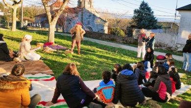 Photo of Música, solidariedade, contos e deporte no Nadal de San Xoán de Río