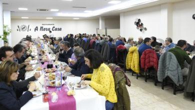 Photo of Cea de Nadal de UUAA da comarca de Viana, acompañada de recoñecementos