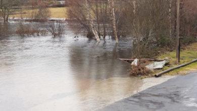 Photo of Pradorramisquedo (Viana), unha das aldeas afectadas polas fortes chuvias