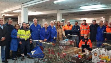 Photo of IV Campaña de recollida de alimentos das agrupacións de Protección Civil ourensás e da Xunta