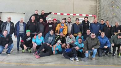 Photo of Xantar de amigos en Sobradelo, despois dun partido de fútbol sala