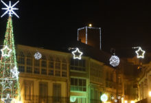 Photo of Viana do Bolo vístese de Nadal