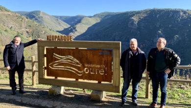 Photo of Tres novos carteis en puntos estratéxicos do Xeoparque Mundial Montañas do Courel