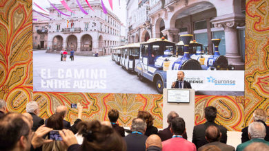 """Photo of Ourense amosa en FITUR a súa campaña turística """"O Camiño entre augas"""""""