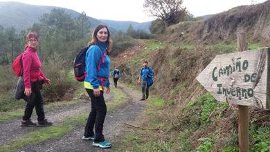 Photo of A ruta para promocionar o Camiño de Inverno pasará por Valdeorras o 19 de abril