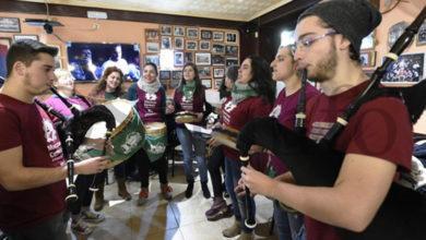 Photo of As Macizas Centrais e Os Parrandas, entre os participantes na V Foliada e Cantos de Taberna da Festa do Botelo