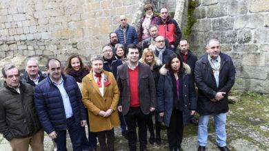 """Photo of Gonzalo Caballero: """"Galicia necesita unha nova política de vertebración territorial que atenda ao rural"""""""