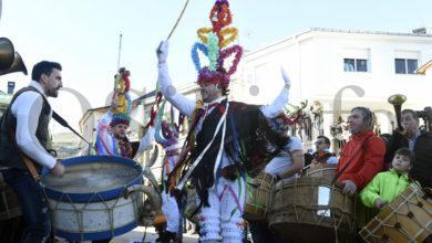 Photo of Vilariño de Conso pecha con éxito o VI Festival Internacional ViBoMask Mascarada Ibérica