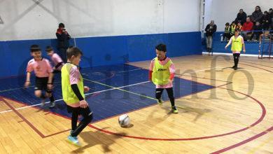 """Photo of Gran ambiente no torneo de fútbol sala 3×3 """"Roscón de Reis"""", no Barco"""