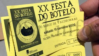 Photo of Vendidas as 1.150 entradas para o xantar do botelo no Barco de Valdeorras