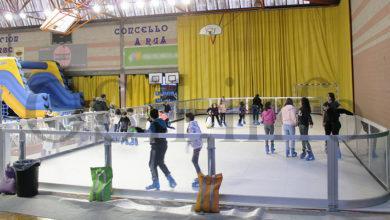 Photo of Pista de patinaxe, inchábeis e merenda no DivertiRúa 2020