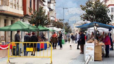 Photo of Mercadiño de Nadal o sábado 4 de xaneiro na Rúa